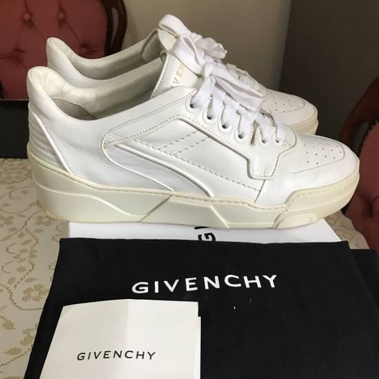 Givenchy Givenchy Tyson Low Sneakers White Size US 8 / EU 41