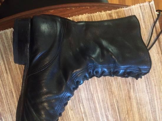 Julius Back Zip Horse Boots Sz3 Size US 11 / EU 44 - 6