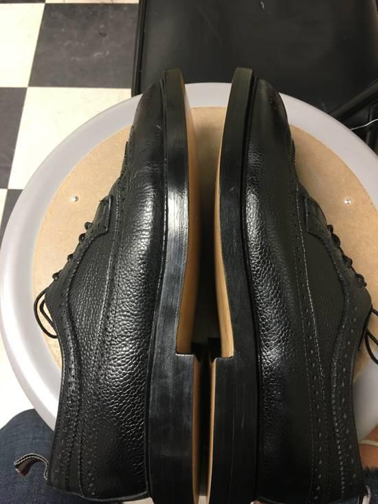 Thom Browne Thom Browne Black Wingtips Size US 8.5 / EU 41-42 - 2