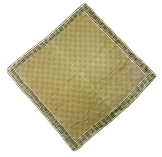 Givenchy Givenchy Paris Pocket Squared Scarf/ Scarves/ Handkerchiefs Size ONE SIZE - 1