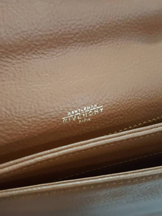 Givenchy RARE & COLLECTION Authentic Givenchy Fully Leather Document Bag / Givenchy Bag / Vintage Givenchy Bag Size ONE SIZE - 5