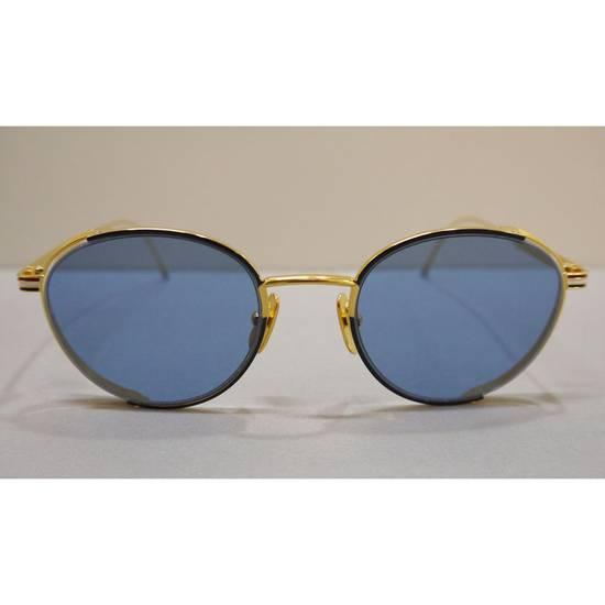 Thom Browne Thom Browne TB-106 18k GOLD Sunglasses Size ONE SIZE