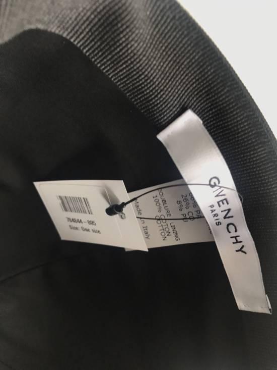 Givenchy star print cotton baseball hat black Size ONE SIZE - 4