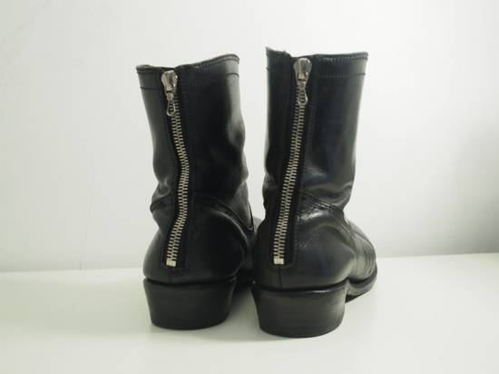 Julius Backzip Engineer Boots Size 3 Size US 10 / EU 43 - 2