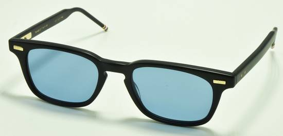 Thom Browne THOM BROWNE NEW YORK TB-401-D-T-NVY-49.5 AUTHENTIC SUNGLASSES - MADE IN JAPAN Size ONE SIZE - 3