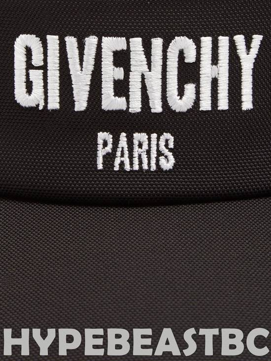 Givenchy GIVENCHY Logo Visor Hat Cap, Black, NWT, Made in Italy! Buy it now! Size ONE SIZE - 4