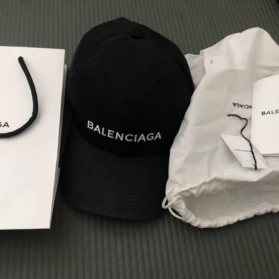 ac68c888afb Balenciaga Logo Cap Size one size - Hats for Sale - Grailed