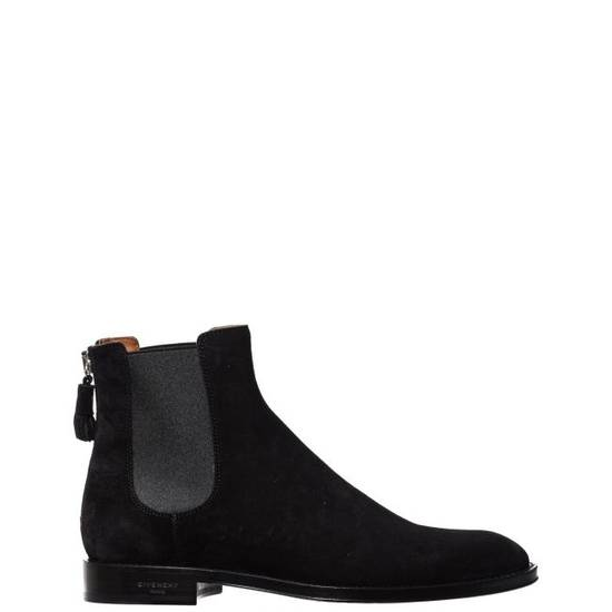 Givenchy SUEDE BOOTS WITH BACK ZIP Size US 7 / EU 40