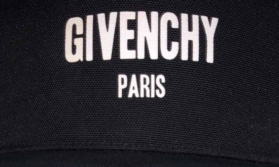 Givenchy Givenchy Logo Hat Cap Size ONE SIZE