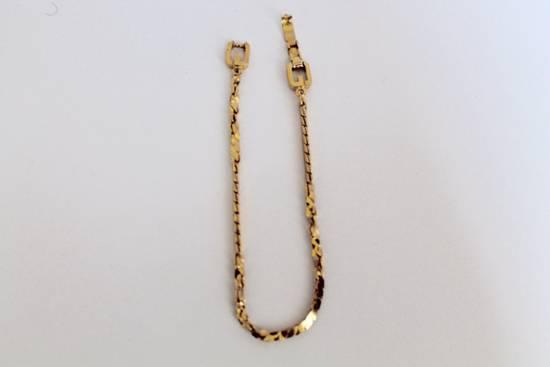 Givenchy Gold Plated Herringbone Twist Bracelet Size ONE SIZE - 2