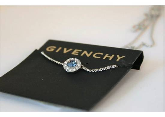 Givenchy *Last Drop* Givenchy Blue Crystal Necklace Size ONE SIZE