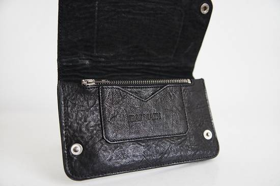 Balmain SS11 Motorbike chain wallet Size ONE SIZE - 3