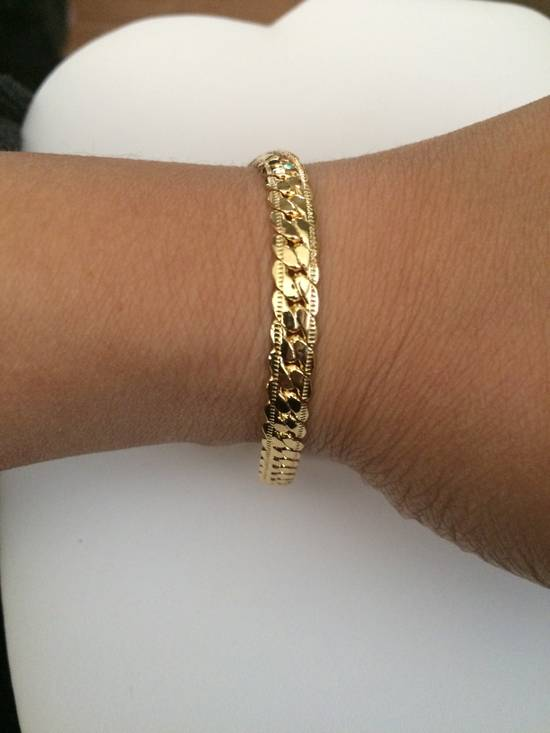 Jw Golden Snake Chain bracelet Size ONE SIZE - 2