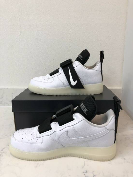 Ammco bus : Air force 1 low utility white black mens