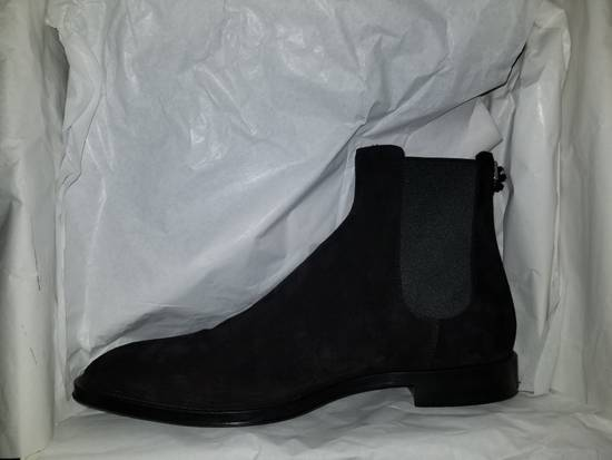 Givenchy Givenchy Suede Rider Chelsea Zip Boot Size US 10 / EU 43 - 9