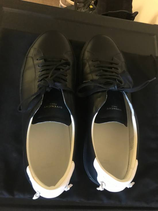 Givenchy Black Urban Street Sneakers Size US 11 / EU 44 - 4