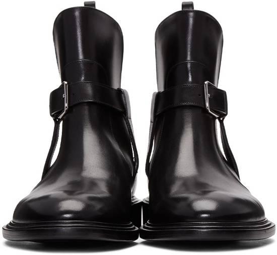 Givenchy Split Shaft Harness Boot Size US 12 / EU 45 - 7