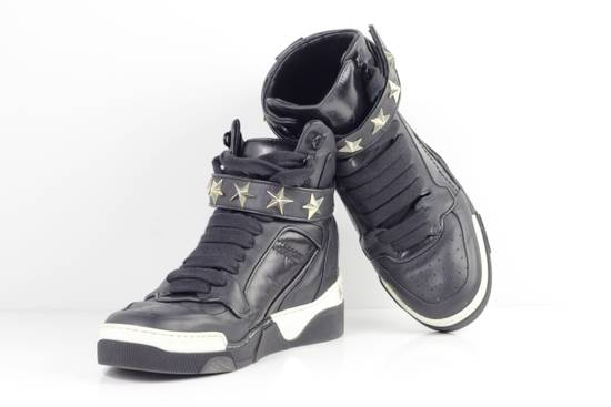 Givenchy Givenchy Black Leather High Tops Size 41 Size US 8 / EU 41 - 15