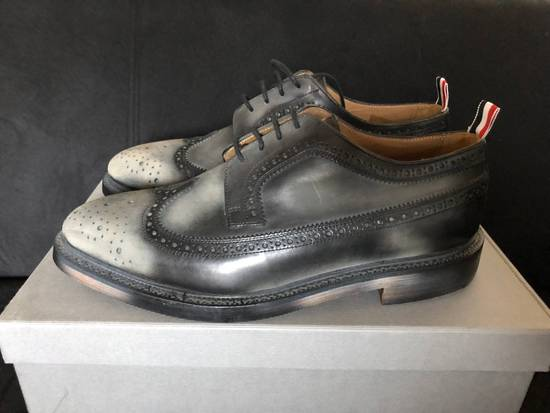 Thom Browne Thom Browne's distressed longwing brogues size 10 US / 44.5 europe Size US 10 / EU 43 - 5
