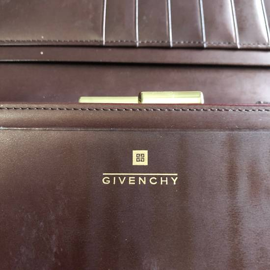Givenchy Canvas Wallet Size ONE SIZE - 2