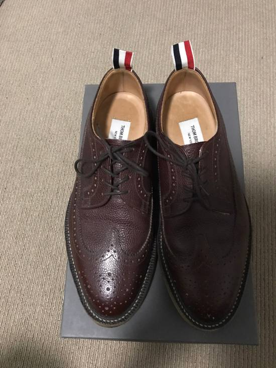 Thom Browne Long Wing Brogues Size US 9 / EU 42