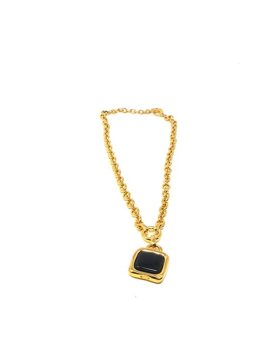 Givenchy Double sided gold plated necklace Size ONE SIZE - 11