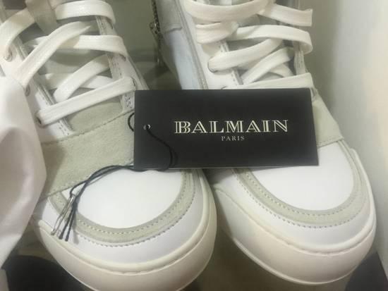 Balmain hightop zip Size US 9 / EU 42 - 5