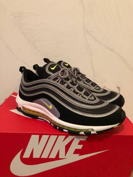 "Nike Nike Air Max 97 ""Japan"" OG Black Volt Metallic Silver 921826-004 ... 543657cdf"