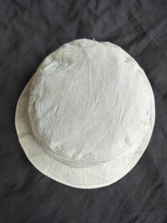 Balmain Athentic Classic Ivoire De Balmain Bucket Hat / Luxury French Designer Monogram Spellout / Good Condition / Small Size Size ONE SIZE - 2