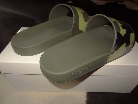 Givenchy Brand New Green Slippers Size US 8 / EU 41 - 3