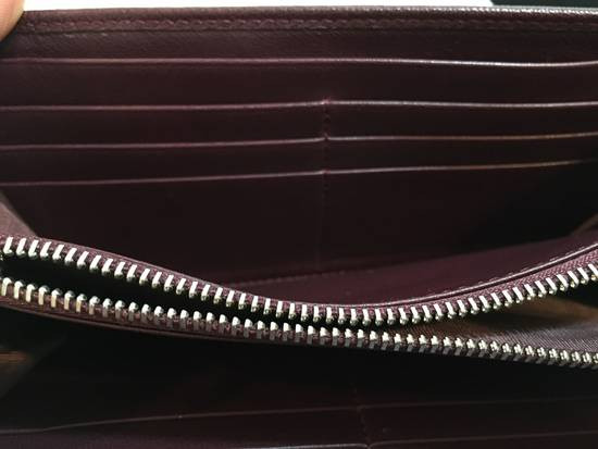 Givenchy Burgundy Long Wallet Size ONE SIZE - 4