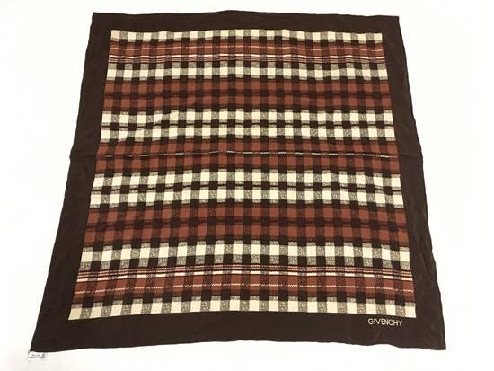 Givenchy Vintage Givenchy Silk Scarf Stripe Silk Scarves Size 30 - 1