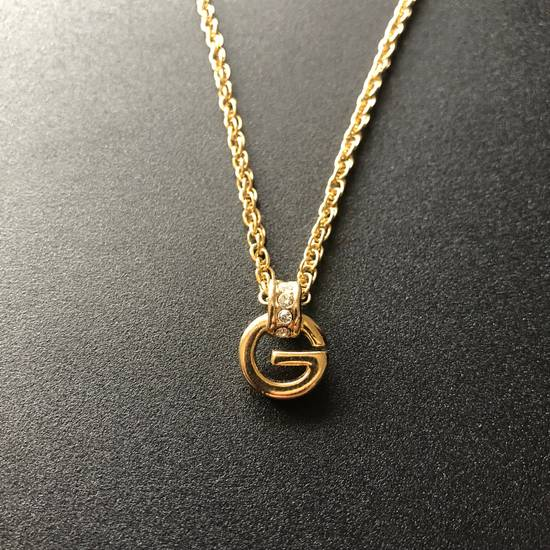"""Givenchy Iced Out """"G"""" Chain Size ONE SIZE"""