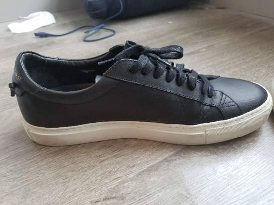 Givenchy Black Urban Street Sneakers Size US 9 / EU 42 - 1