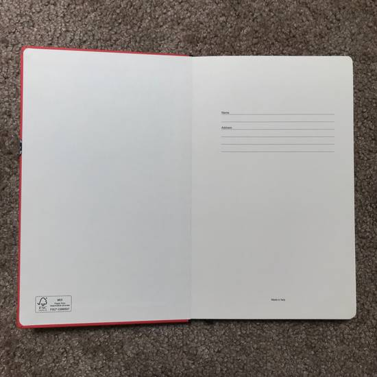 Givenchy Hardcover Notebook Size ONE SIZE - 2