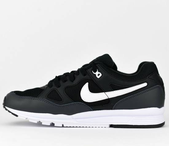 Nike Air Span II 2 Men Lifestyle Sneakers Black AH8047 008