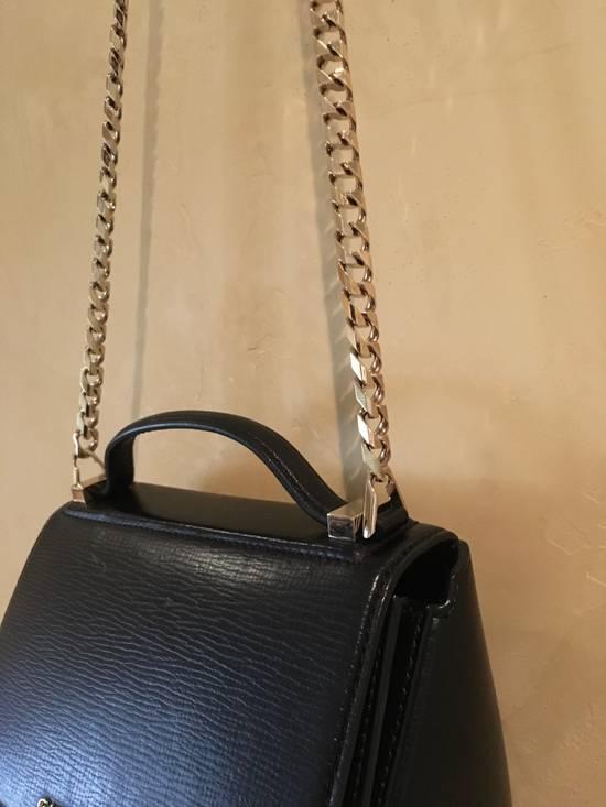 Givenchy Givenchy Pandora Box Mini Leather Chain Crossbody Bag Size ONE SIZE - 3