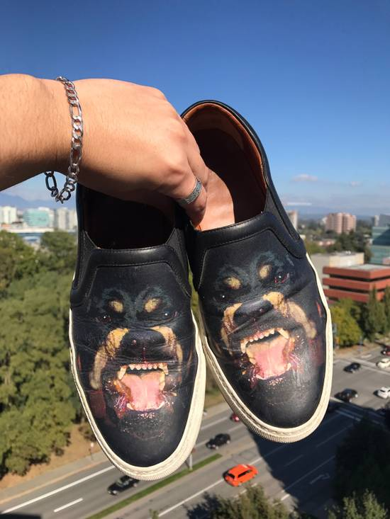 Givenchy Givenchy Rottweiler Slipons Size US 10 / EU 43