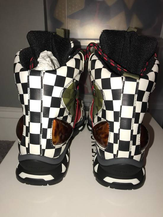 Givenchy Givenchy Show Trainer Shoe, MultiColored / Checkered, Size 43 Size US 10 / EU 43 - 3