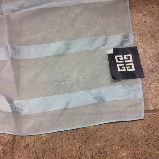 Givenchy Giveenchy Monogram Logo Scarf New With Tag Size ONE SIZE - 3