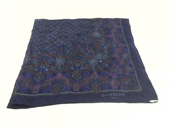 Givenchy Givenchy Silk Scarf Size ONE SIZE