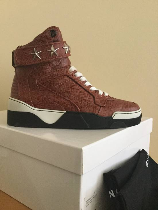 Givenchy Givenchy Tyson Orange Basketball High Top - 39 Size US 7.5 / EU 40-41 - 2