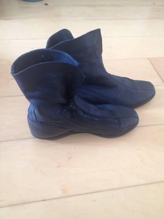Julius julius sidezip boots 7.5 black Size US 7.5 / EU 40-41 - 3