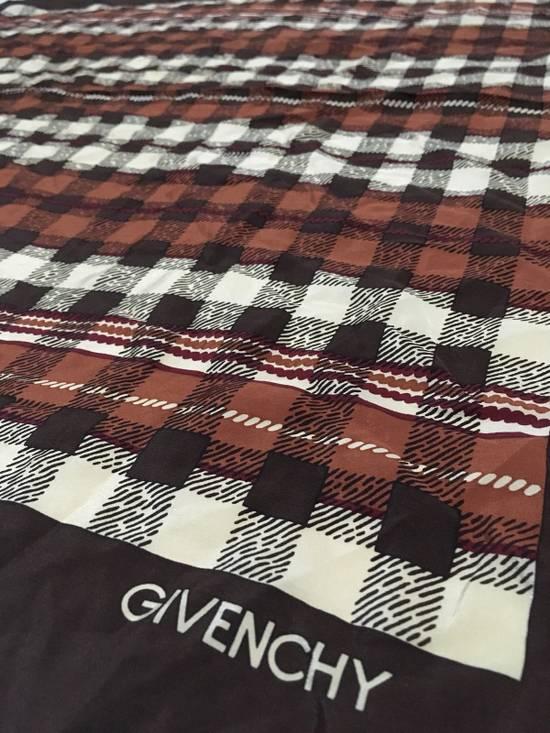 Givenchy Vintage Givenchy Silk Scarf Stripe Silk Scarves Size 30 - 2
