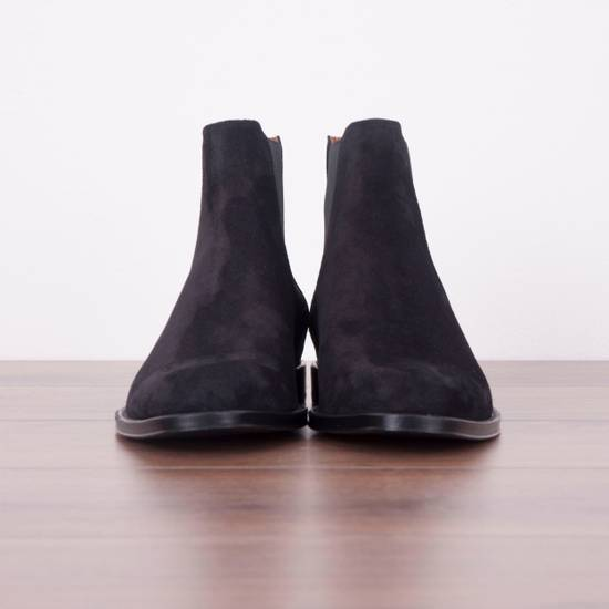 Givenchy SS18 New Suede Chelsea Boots With Back Zip Size US 8.5 / EU 41-42 - 5