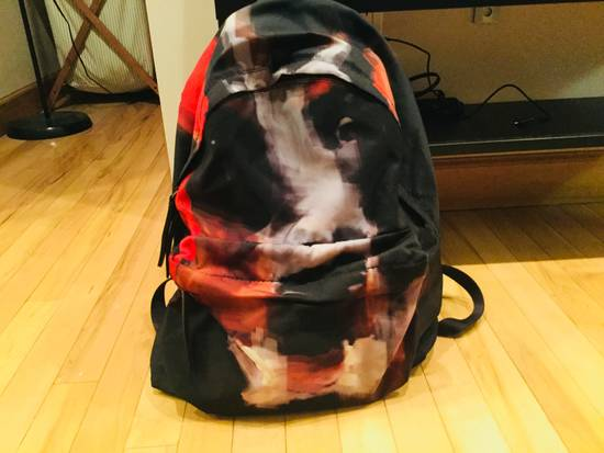 Givenchy Givenchy Doberman-Print Backpack Size ONE SIZE
