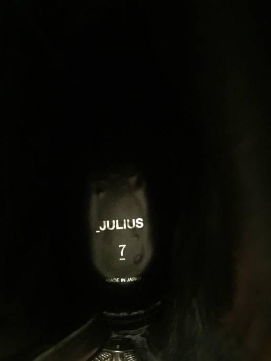 Julius Leather Boots LAST DROP!!!!! Size US 9 / EU 42 - 5