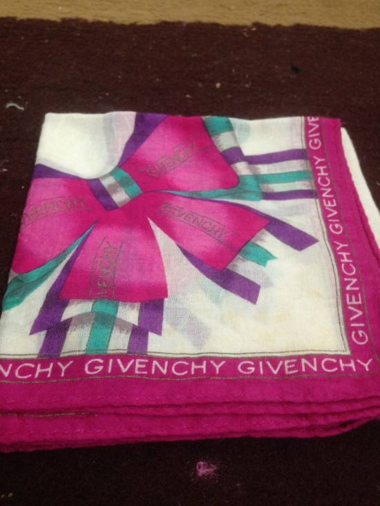 Givenchy Givenchy Handkerchief / Pocketsquares Size ONE SIZE - 1