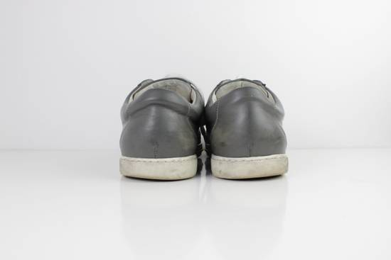 Givenchy Givenchy Grey Leather Shoes Size US 10 / EU 43 - 5