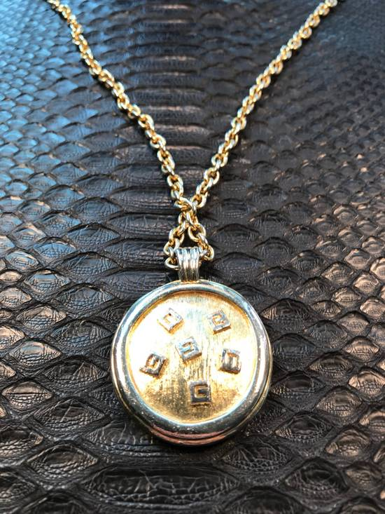 Givenchy Pizza Chain Necklace Size ONE SIZE - 1
